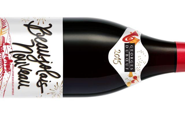 Lanzan edición 2015 del vino Beaujolais Nouveau - Edición 2015 del famoso vino Beaujolais Nouveau - Foto de french-academy.net