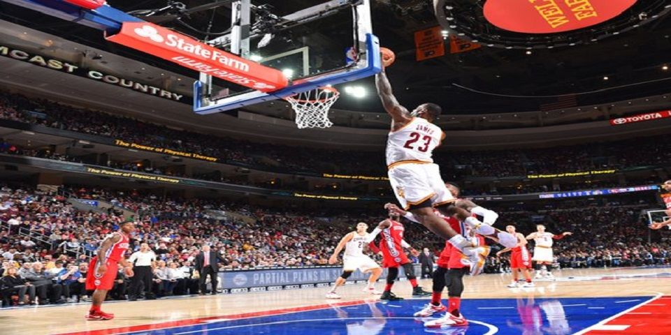 LeBron James impone nuevo récord