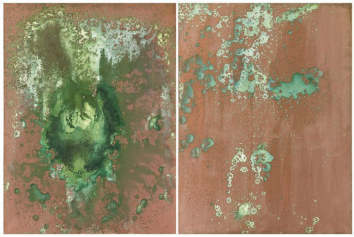 Oxidation Painting