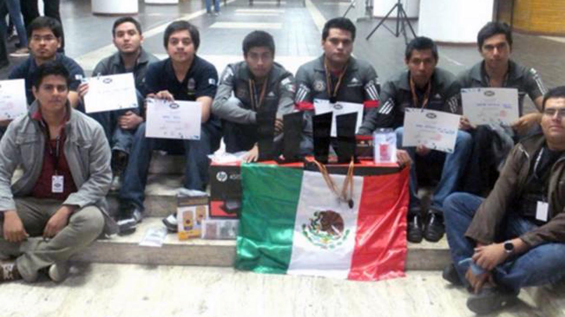 Los mexicanos.