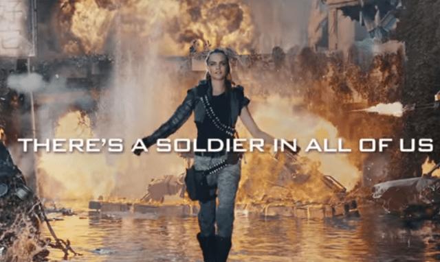 Videojuego Call of Duty reúne a celebridades en su tráiler