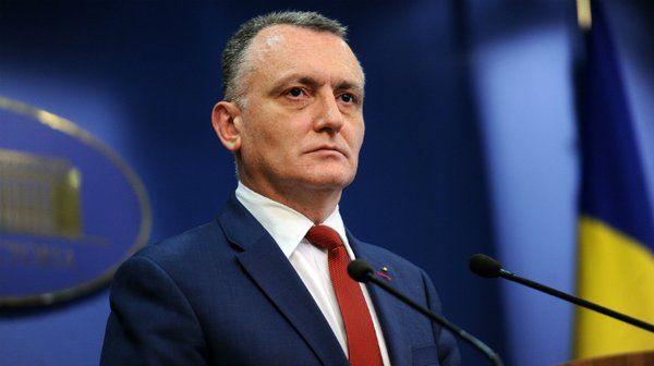 Sorin Campeanu, primer ministro interino de Rumania. Foto de Republica.com