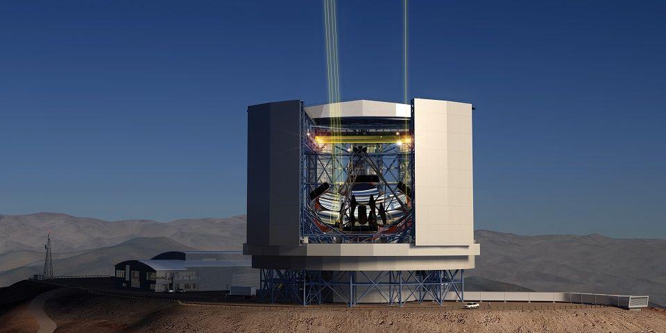 Chile construirá el telescopio más grande del mundo