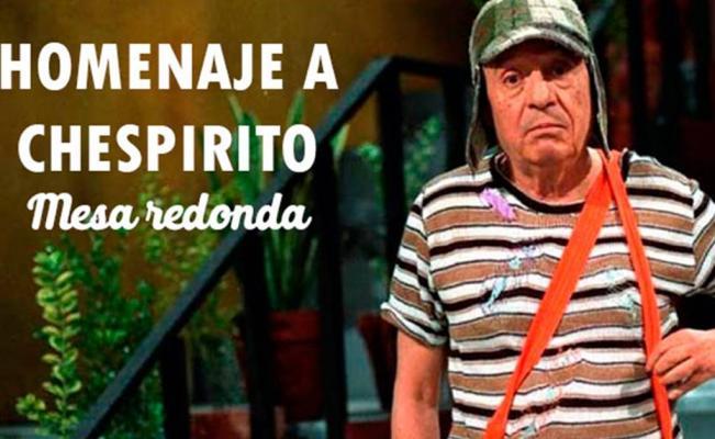 """Homenajean a Roberto Gómez Bolaños """"Chespirito"""" en España"""