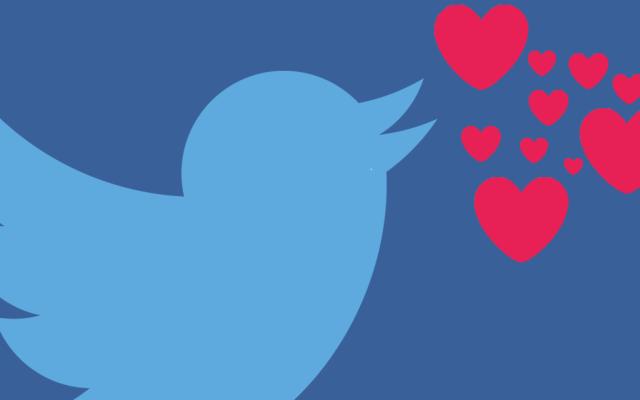 Corazones son un éxito: Twitter