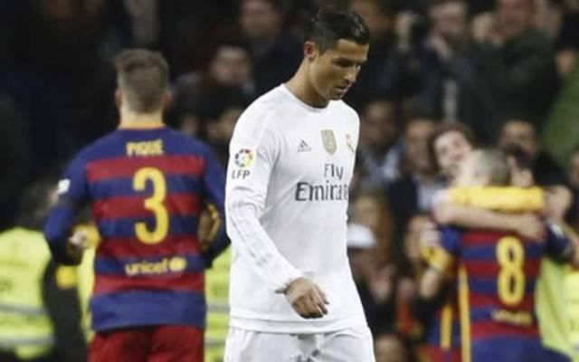 Humillados en el Bernabéu - Foto de Marca