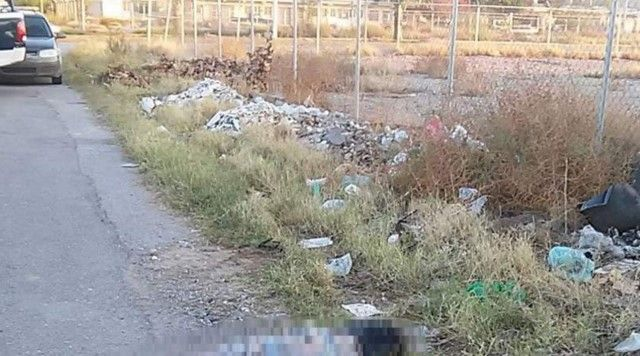 Abandonan a un encobijado en Torreón - Foto de El Siglo