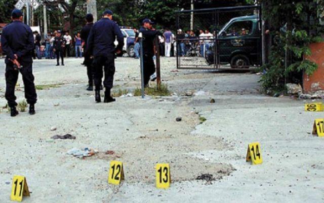 Tiroteo en terminal de autobuses en Honduras deja diez muertos