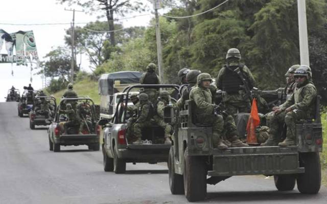 Ejército desmantela narcolaboratorio en Parácuaro, Michoacán - Foto de Marmor