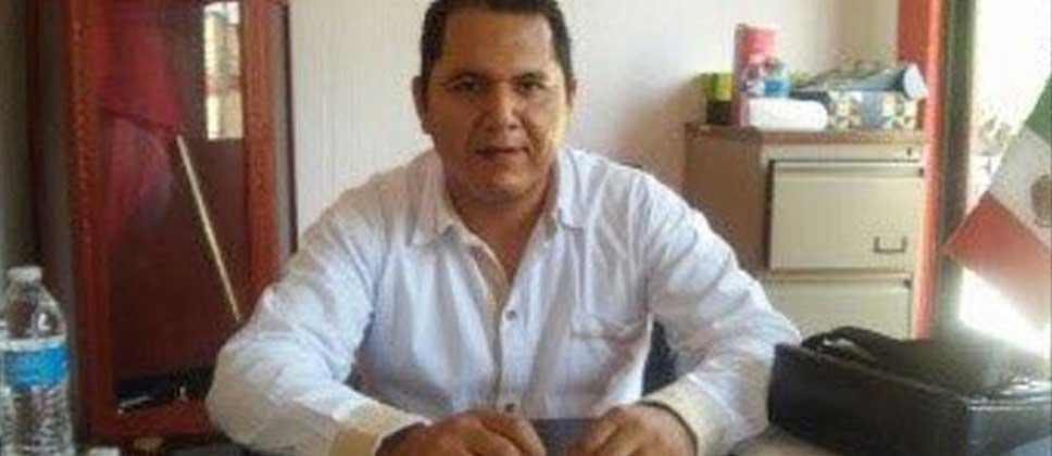 Trasladan a un penal federal al alcalde de Cocula - Foto de Twitter