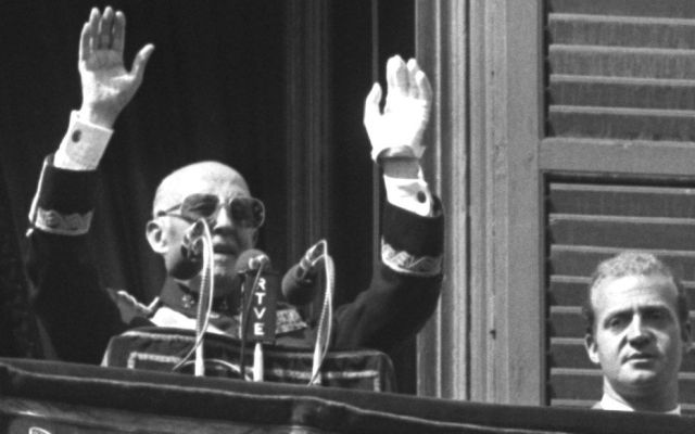 Video: a 40 años del anuncio de la muerte de Franco