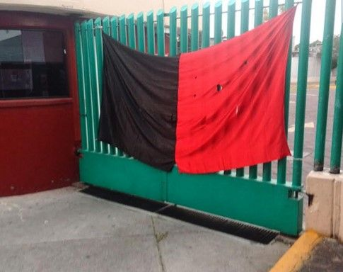 Huelga en preparatorias del DF.// Foto de Excélsior