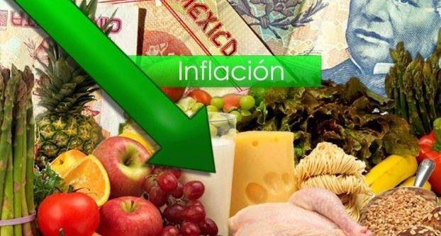 En octubre baja la inflación anual, se ubica en 2.48% - Foto de internet