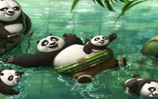 Video: nuevo adelanto de Kung Fu Panda 3 - Foto de internet