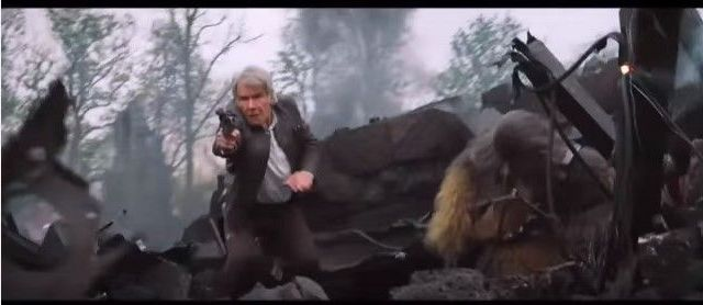 Presentan spot de Star Wars con imágenes nunca antes vistas