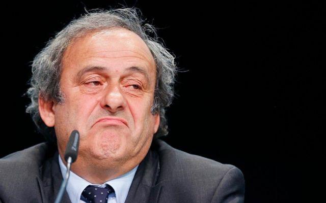Platini podría ser suspendido de por vida del futbol - Foto: nexofin.com