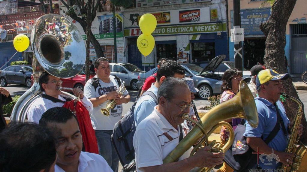 Bloqueos y peregrinación afectan vialidad en sur y oriente del DF - Foto: internet