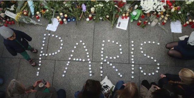 Pixel: ataques en París