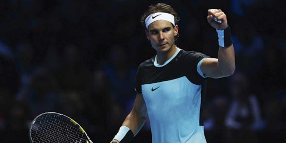 Nadal vence a Murray y se acerca a semifinales de Copa Masters - Foto de TDN
