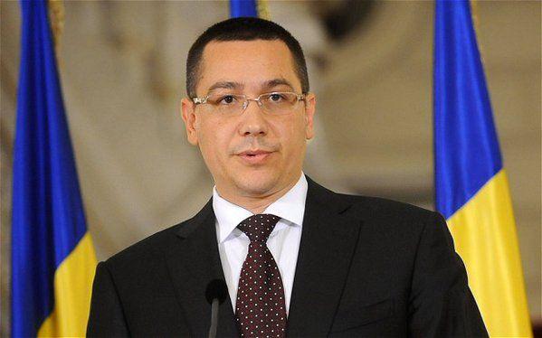Victor Ponta dejará su cargo como primer ministro de Rumania. Foto de @airnewsalerts