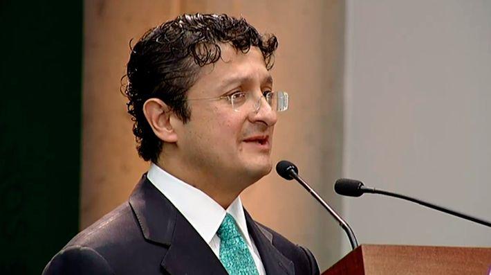 Comparecerá Virgilio Andrade ante diputados - Virgilio Andrade - Foto de NDMX.co