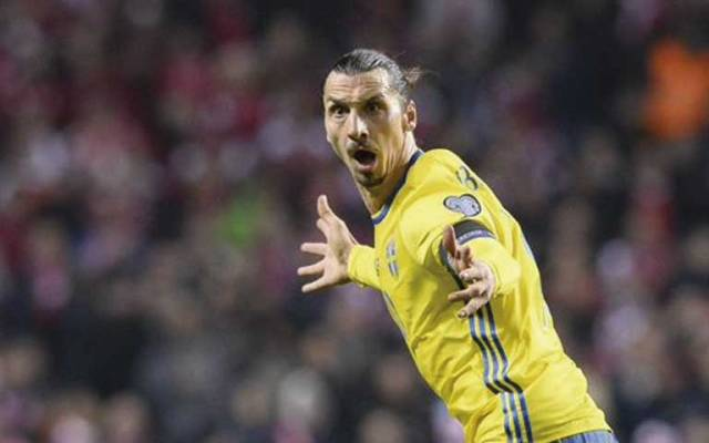 Golazo de Ibrahimovic manda a Suecia a la Euro - Foto de SportsCenter