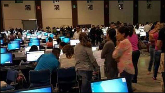CETEG amenaza con boicotear evaluación docente - Foto de Archivo