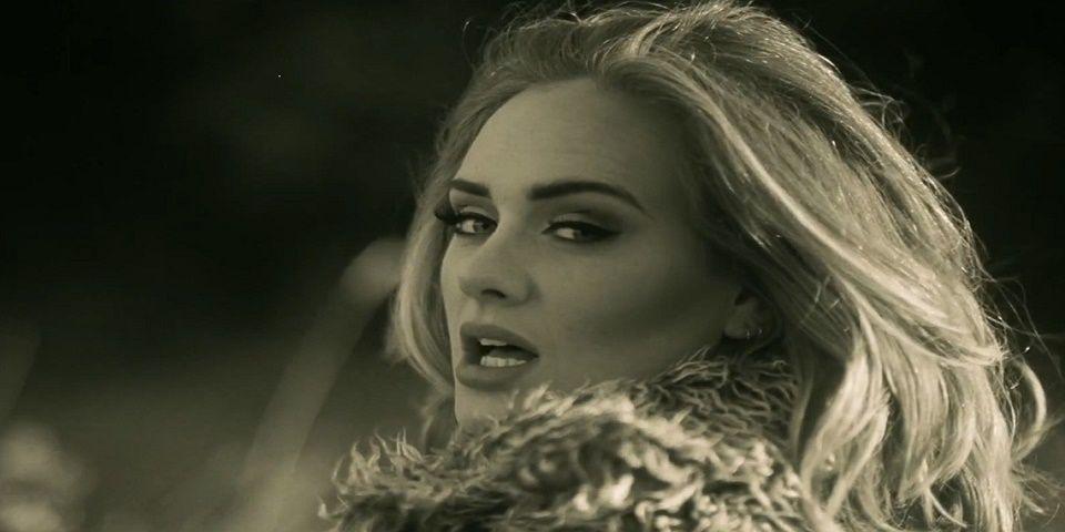 Las 10 canciones más populares de la semana - Adele