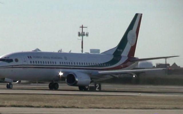 Video: nuevo avión presidencial realiza últimas pruebas