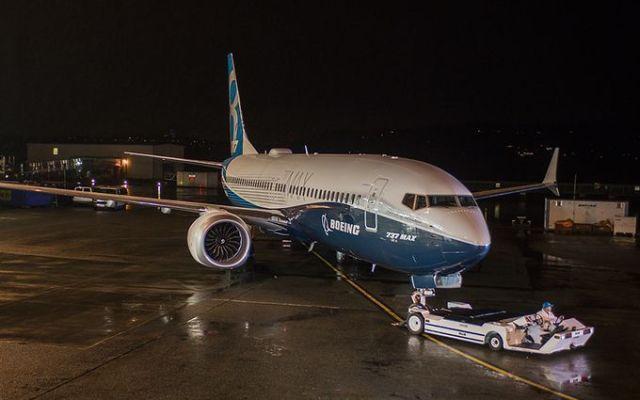 Presentan el nuevo Boeing 737 MAX - Foto de Boeing