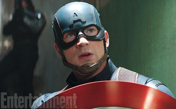 Nuevas imágenes de Captain America: Civil War - Foto de Entertainment Weekly