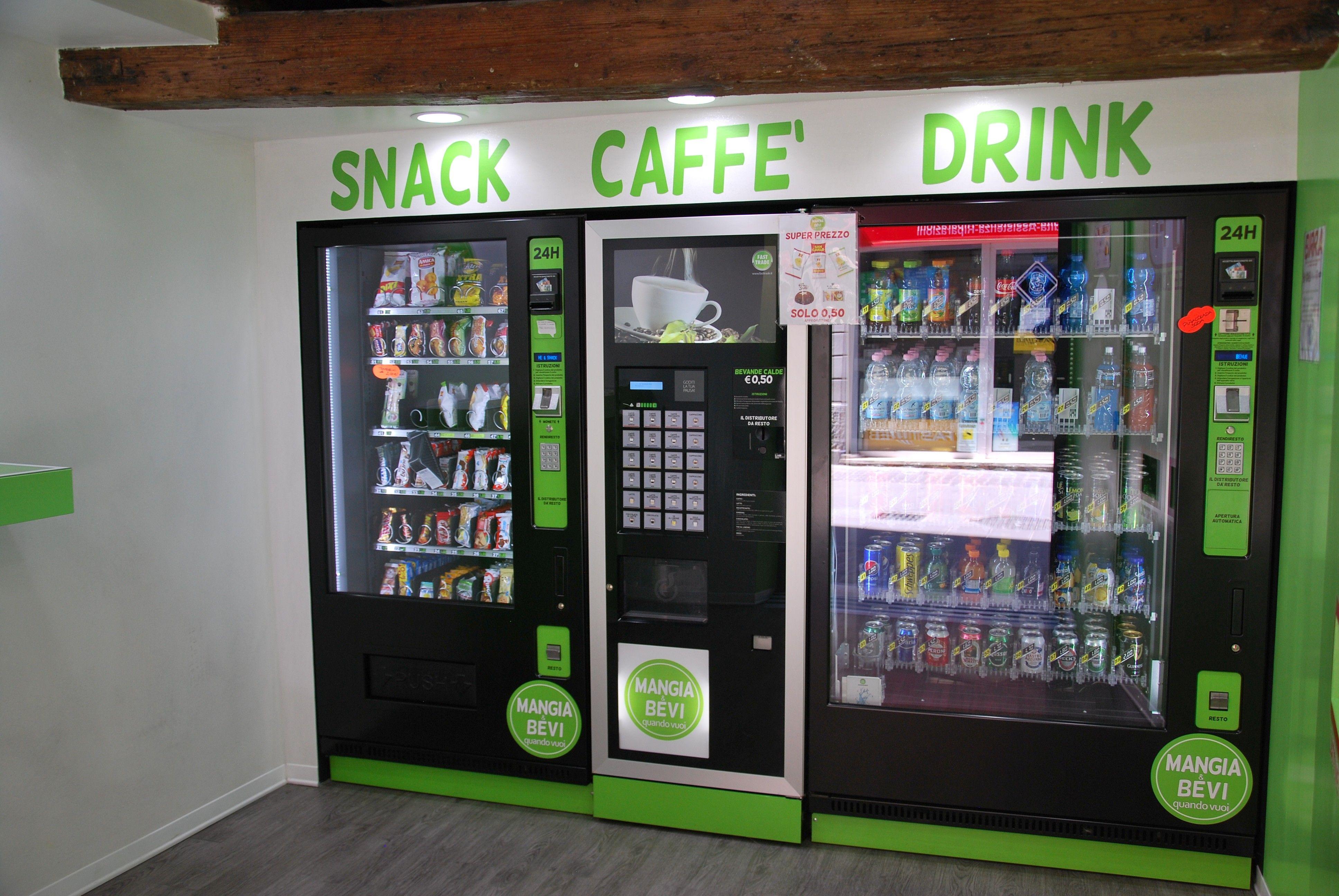 La creatividad en m quinas expendedoras - Maquinas expendedoras de alimentos y bebidas ...