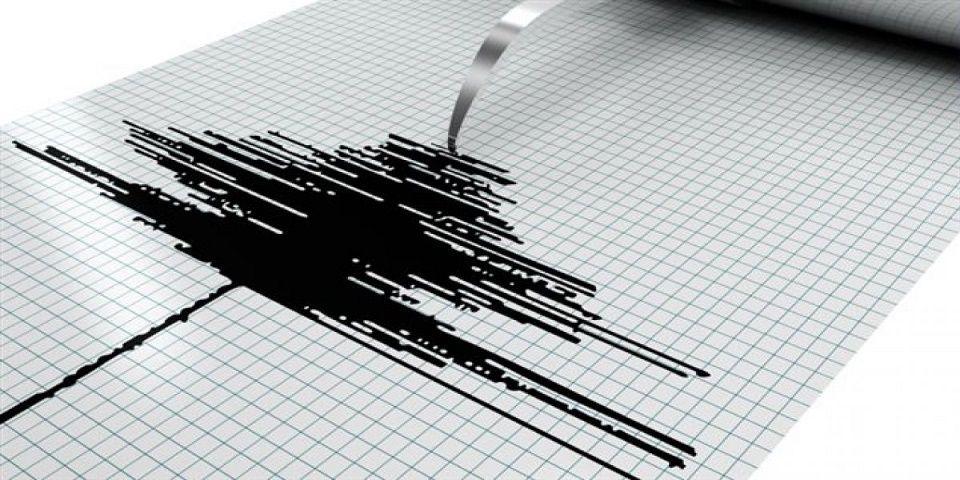 Sismo magnitud 5.7 en Chiapas - Foto de Archivo
