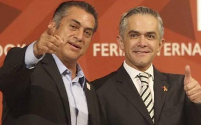 Apuestan Mancera y 'El Bronco' en final de Liga MX - Foto de Quadratín