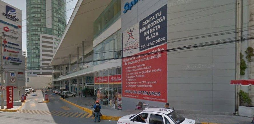 Asaltantes de Interlomas eran policías - Foto de Google Maps