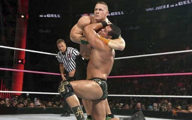 """Sé que mis días están contados"": John Cena - Foto de WWE"