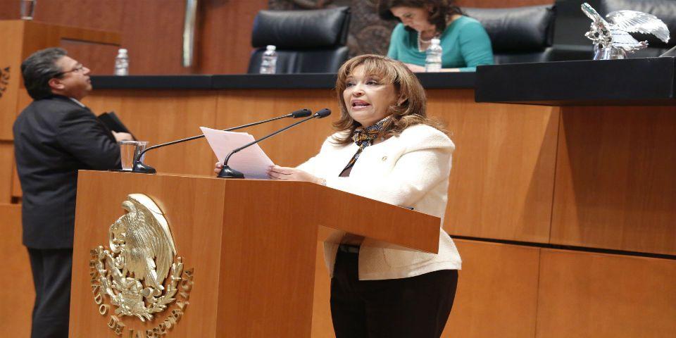 PRD destapa a Lorena Cuéllar para la gubernatura de Tlaxcala - Foto de PRD