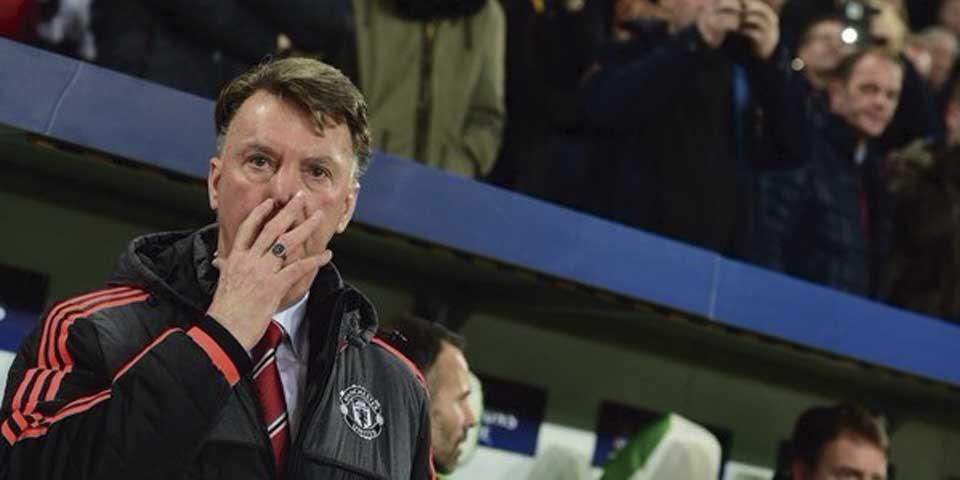 Manchester United eliminado de la Champions League - Foto de @StretfordReport