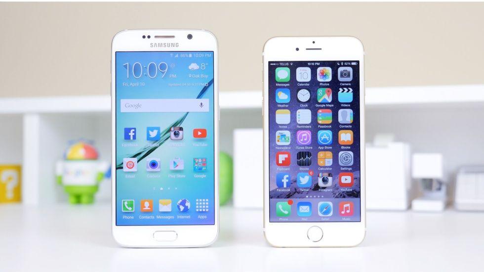 Corte ordena a Samsung indemnizar a Apple por copiar sus diseños