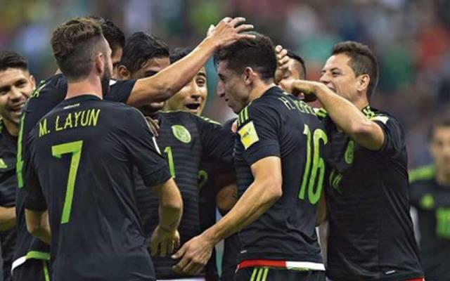México sube dos lugares en ranking de FIFA - Foto de @miseleccionmx