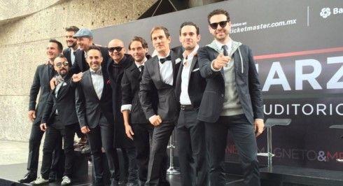 Magneto y Mercurio harán gira por Latinoamérica en el 2016 - Foto de Twitter
