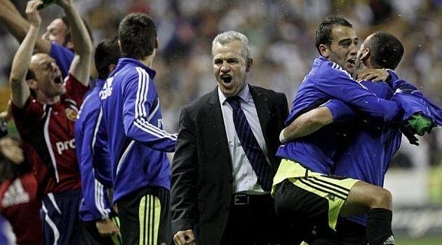 Aguirre fue entrenador del Real Zaragoza. Foto de Marca