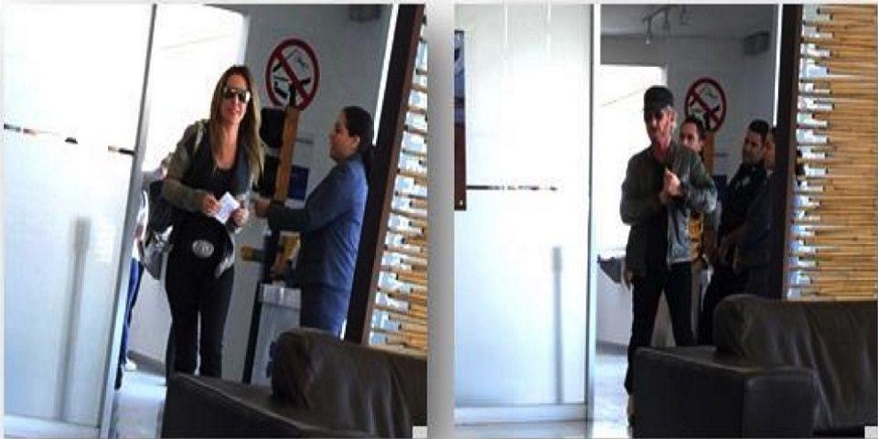 Imágenes: Kate del Castillo previo a su encuentro con el Chapo