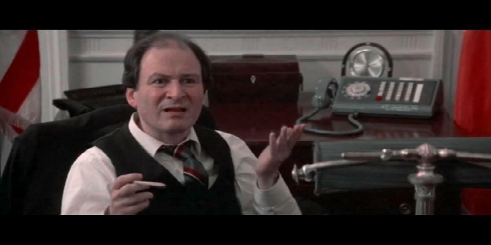 Murió David Marguiles, actor de los Cazafantasmas y Los Sopranos - Foto de internet