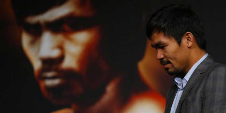 Revelan plan terrorista para secuestrar a Manny Pacquiao - Manny Pacquiao. Foto de The Washington Post