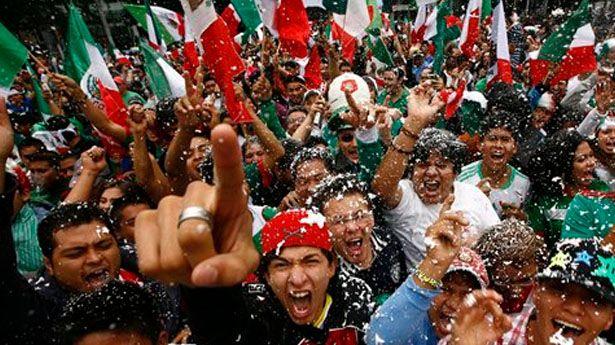 Aficionados de México. Foto de jovenes.guanajuato.gob.mx