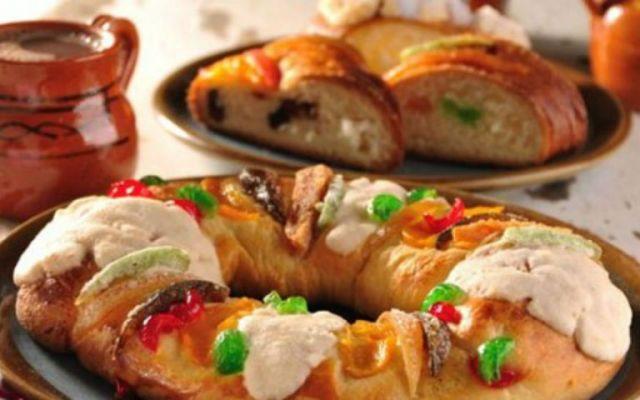 Roscas de Reyes dejarían ventas de hasta 600 millones de pesos - rosca de reyes