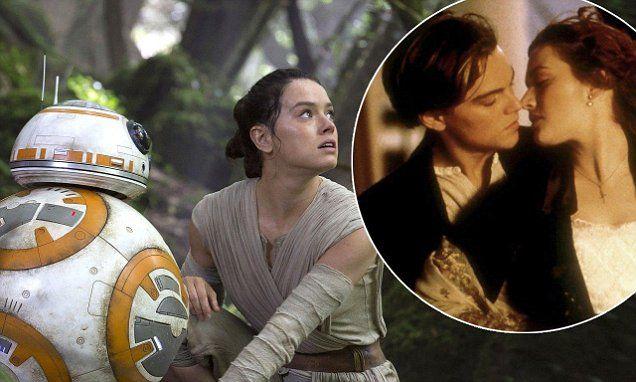 Star Wars supera a Titanic - Foto de Daily Mail