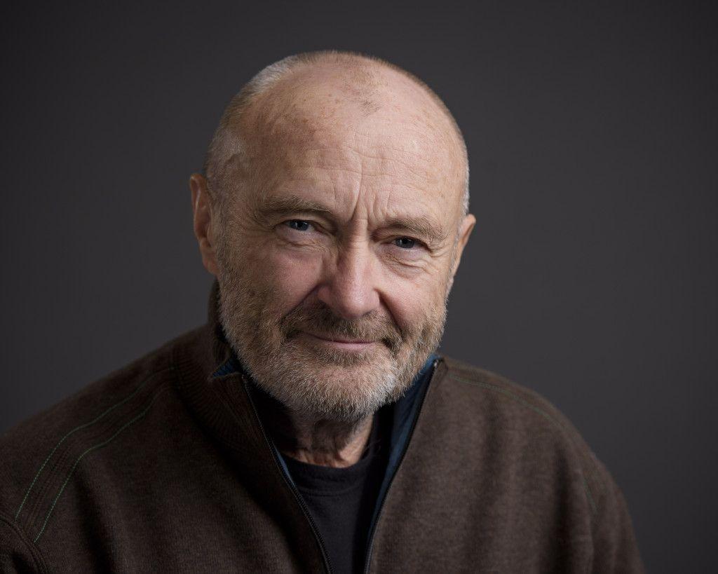 Phil Collins. Foto de AP.