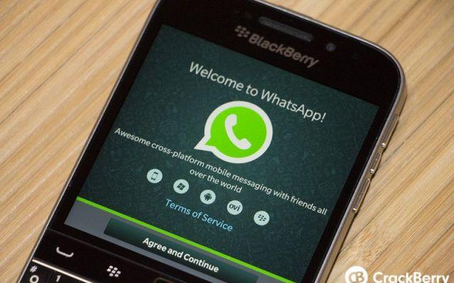 Los teléfonos en los que dejará de funcionar WhatsApp - Foto de Archivo